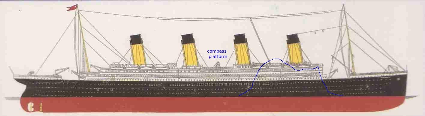 Чертежи кораблей Олимпик-класса и другие - фото 72 - Титаник2012.рф.